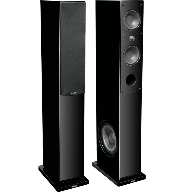 enceinte colonne advance acoustic k9s noir