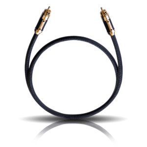 cable digital oehlbach xxl black connection