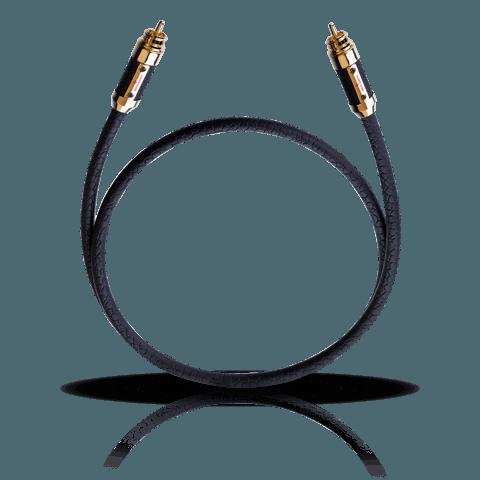cable digital oehlbach xxl black connection