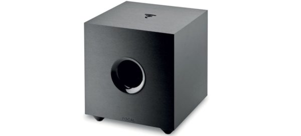 caisson focal cub evo noir