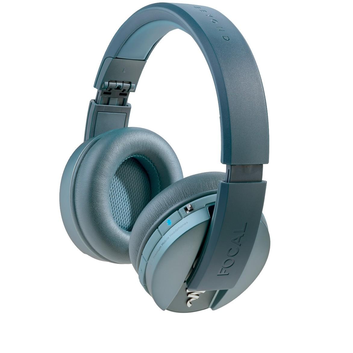 casque focal listen sans fil bleu