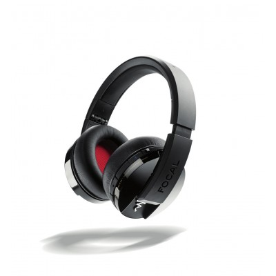 casque focal listen wireless noir