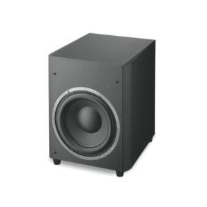 caisson de basse focal sub 300p noir